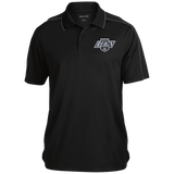 Ontario Reign Micropique Sport-Wick Piped Polo