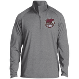 Hershey Bears Adult Half Zip Raglan Performance Pullover
