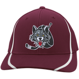 Chicago Wolves Flexfit Colorblock Cap