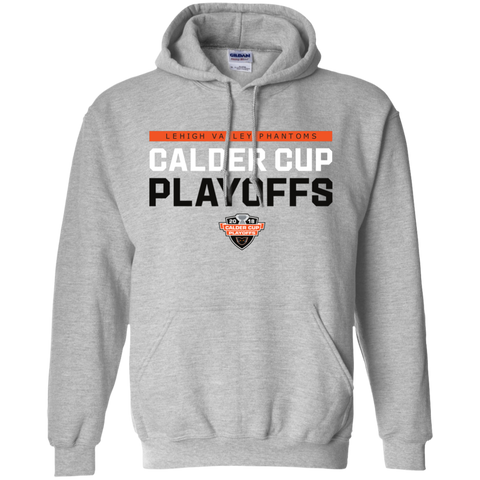 Lehigh Valley Phantoms Adult 2018 Postseason Pullover Hoodie