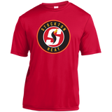 Stockton Heat Youth Moisture-Wicking Shirt