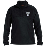 San Antonio Rampage Adult Embroidered 1/4 Zip Fleece Pullover