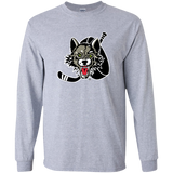 Chicago Wolves Youth Long Sleeve T-Shirt
