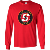 Stockton Heat Youth Long Sleeve T-Shirt