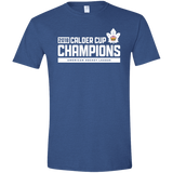Toronto Marlies 2018 Calder Cup Champions Adult Raise the Bar Softstyle T-Shirt