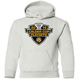 Providence Bruins 2019 Calder Cup Playoff Youth Pullover Hoodie