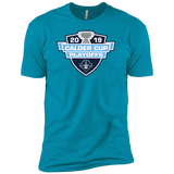 Milwaukee Admirals 2019 Calder Cup Playoffs Adult Next Level Premium Short Sleeve T-Shirt