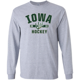 Iowa Wild Youth Established Long Sleeve T-Shirt