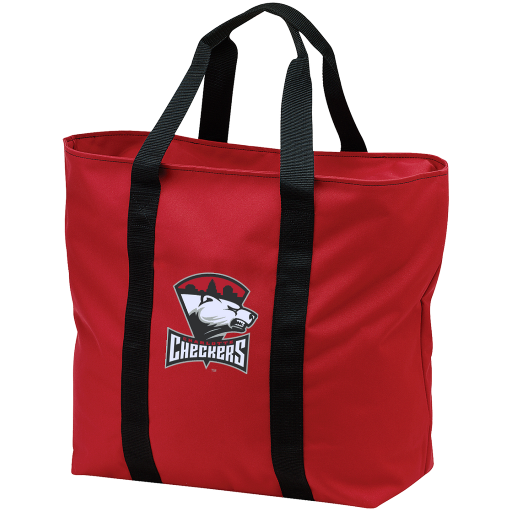 Charlotte Checkers All Purpose Tote Bag
