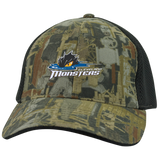 Cleveland Monsters Camo Cap with Mesh