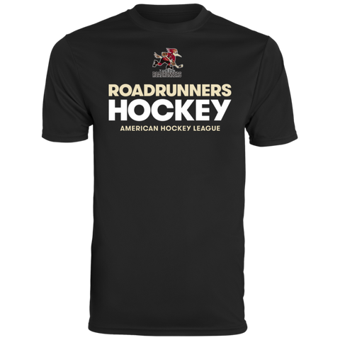 Tucson Roadrunners Hockey Youth Wicking T-Shirt