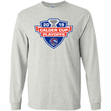 Bridgeport Sound Tigers 2019 Calder Cup Playoffs Youth Long Sleeve T-Shirt