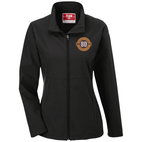 Hershey Bears 80th Anniversary Team 365 Ladies' Soft Shell Jacket