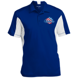 Rochester Americans Men's Colorblock Performance Polo