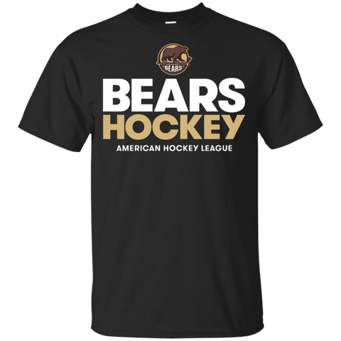 Hershey Bears Hockey Youth Short Sleeve Cotton T-Shirt