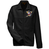 Wilkes-Barre/Scranton Penguins Youth Embroidered Fleece Full Zip