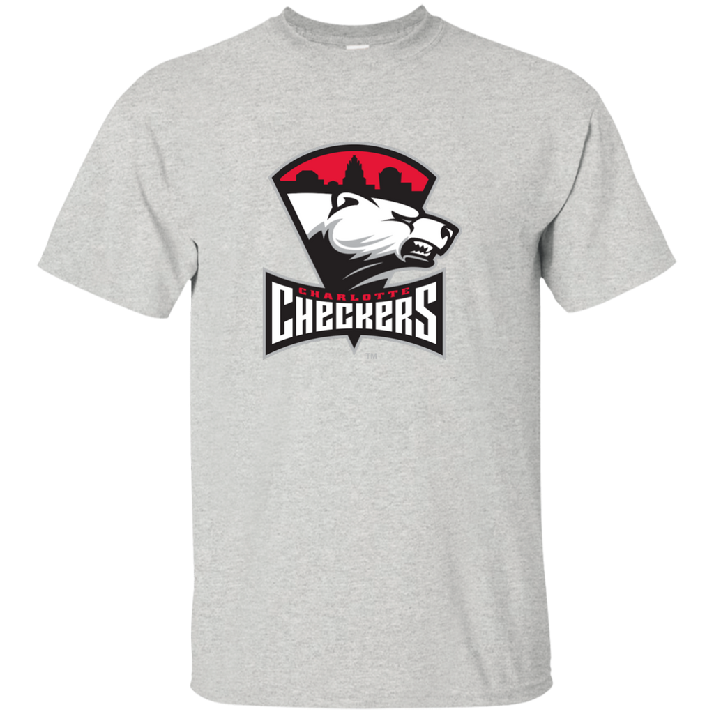 Charlotte Checkers Youth Short Sleeve T-Shirt