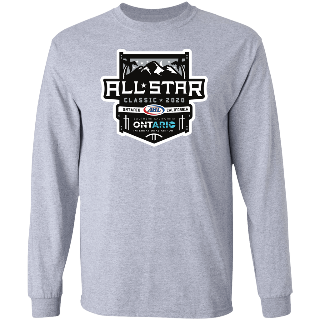 2020 AHL All-Star Classic Adult Long Sleeve Cotton T-Shirt