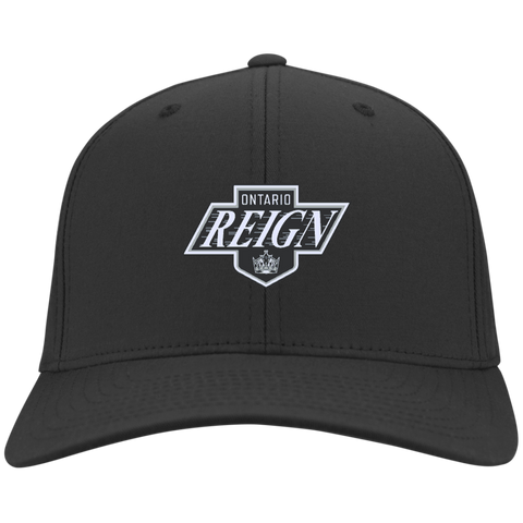 Ontario Reign Youth Embroidered Dri Fit Nylon Cap