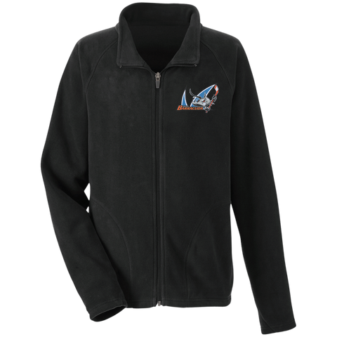San Jose Barracuda Youth Microfleece