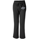 Ontario Reign Women's Open Bottom Sweatpants with Pockets