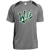 Iowa Wild Youth Colorblock Performance Tee