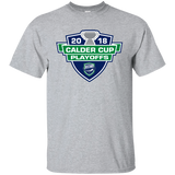 Utica Comets 2018 Calder Cup Playoffs Adult T-Shirt