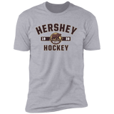 Hershey Bears Adult Established Next Level Premium Short Sleeve T-Shirt