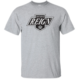 Ontario Reign Primary Logo Adult Short Sleeve T-Shirt
