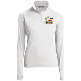 Colorado Eagles Women's 1/2 zip Performance Pullover