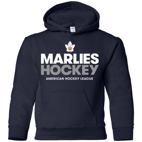Toronto Marlies Hockey Youth Pullover Hoodie (Sidewalk Sale)