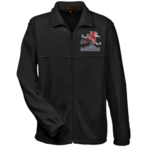 Tucson Roadrunners Adult Embroidered Fleece Full-Zip
