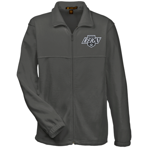 Ontario Reign Adult Embroidered Fleece Full-Zip