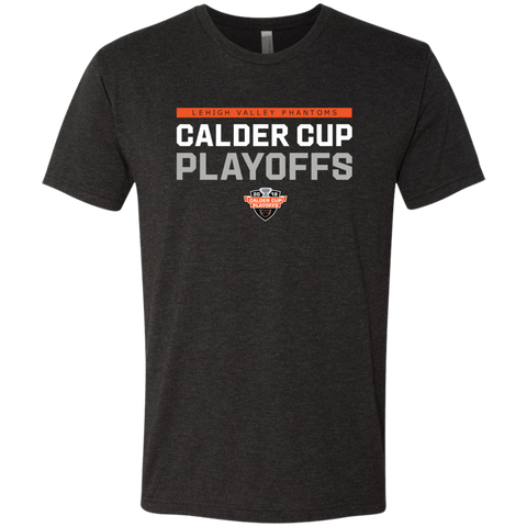 Lehigh Valley Phantoms 2018 Postseason Next Level Men's Triblend T-Shirt