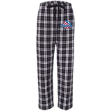 Rochester Americans Youth Embroidered Flannel Pants