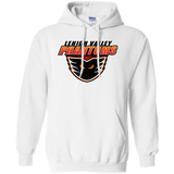Lehigh Valley Phantoms Primary Logo Adult Pullover Hoodie