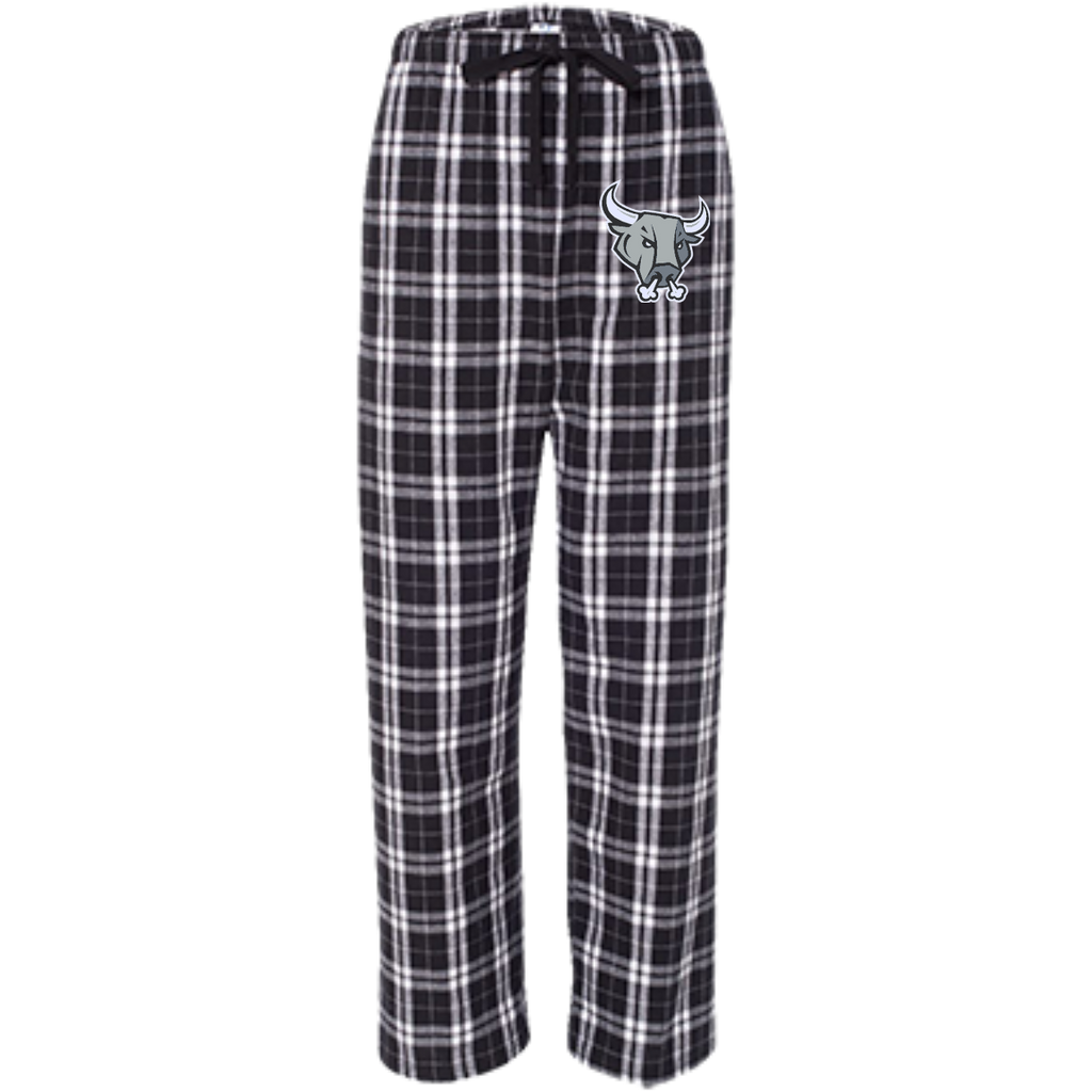 San Antonio Rampage Youth Custom Embroidered Flannel Pants