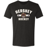 Hershey Bears Established Next Level Men's Triblend T-Shirt
