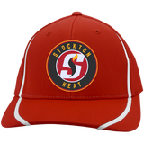 Stockton Heat Flexfit Colorblock Cap