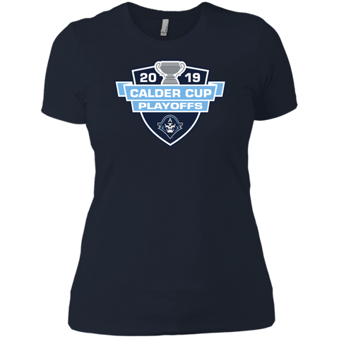 Milwaukee Admirals 2019 Calder Cup Playoffs Next Level Ladies' T-Shirt