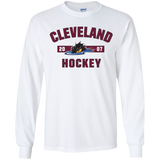 Cleveland Monsters Youth Established Long Sleeve T-Shirt
