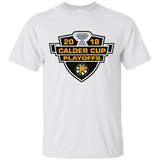 Providence Bruins Adult 2018 Calder Cup Playoffs Cotton T-Shirt