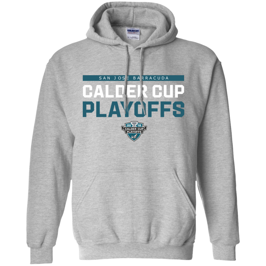 San Jose 2018 Post-Season Adult Hoodie