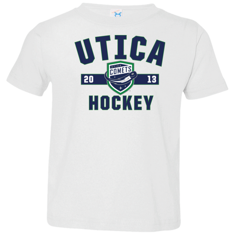 Utica Comets Established Toddler T-Shirt