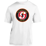 Stockton Heat Adult Short Sleeve Moisture-Wicking T-Shirt