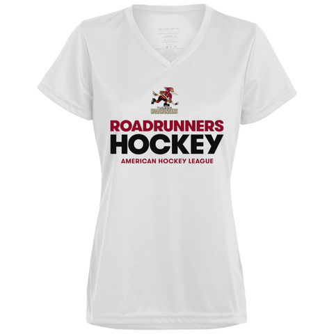 Tucson Roadrunners Hockey Ladies' Wicking T-Shirt