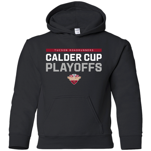 Tucson Roadrunners Youth 2018 Postseason Pullover Hoodie