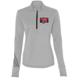 Belleville Senators Adidas Ladies' Terry Heather 1/4 Zip