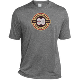 Hershey Bears 80th Anniversary Heather Dri-Fit Moisture-Wicking T-Shirt