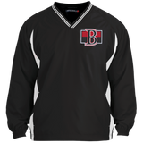 Belleville Senators Adult Tipped V-Neck Windshirt